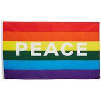 12 diseños 3x5fts 90x150cm Filadelfia Phily Phily Ally Progress LGBT Rainbow Gay Pride Flag DHA4420