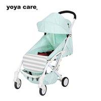 Cochecitos # Cuidado, cochecito de bebé más ancho, liviano, plegable, sentarse, mentira, bebé, bebé, auricular, empuje, simple, ultra compacto, portátil, cochecito
