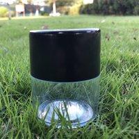 프리미엄 팝 탑 병 건식 허브 박스 알약 상자 케이스 허브 컨테이너 밀폐형 보관 케이스 흡연 담배 파이프 Stash Jar 436 R2