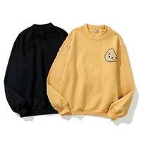 Mens Palm Sweatel Broderie Broderie Bâton Bâtonnier Teddy Ours Terry Explosion Sweater Style Hommes et Femmes Angels Streetwear Col à col rond Pull à manches longues