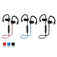 Sweatproof Sport Earbuds RT558 Effective Earphones Wireless Bluetooth 4.2 Noise Cancelling Earphone For phone Samsung