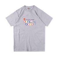 2021 INS Spring Summer Кактус футболка Французская ФРИ живет из Утопии Снэк-бар Сценарные Скейтборд Мужские Женщины Улица Повседневная футболка
