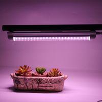 Crescer Light 10w Full Spectrum LED Lâmpada T8 Tubo Hidropônico Plantas Phytolamp para Plântulas Luzes de Tenda de Estufa
