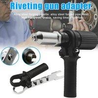 Outils à main Professionnel Pistolet à pistolet électrique Pistolet Core Pull Accessoires Porte-forage Riveting Adaptateur Riveter Insert