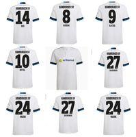 2021 2022 Soccer Hamburger SV Jerseys Terodde Kittel Hunt Wintzheimer Dudziak Jatta Kinsombi Kinsombi Narey Football Shirt Kits