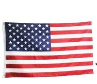 3x5ft 90x150 cm Stati Uniti Stars Stripes USA US American Bandiera d'America gratuita HWF7299
