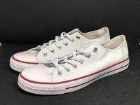 Maat 35-46 Unisex High-Low Top Volwassen Mode Flat Canvas Schoenen Dames Heren Casual Schoen 15 Kleuren Klassiek Tegengewekker