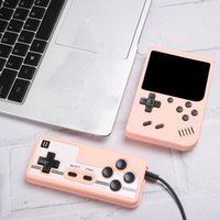Inch Handheld Game Consoles 500 IN 1 Retro Video Console 8 Bit Player Players Gamepads For 2 Portable