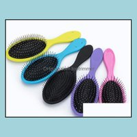 Brushes Care & Styling Tools Products Dry Der Mas Comb With Airbags Combs For Wet Hair Shower Brush Drop Delivery 2021 Aiesm