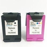 VILAXH 302XL Sostituzione della cartuccia d'inchiostro compatibile per 302 XL Deskjet 2130 1110 1111 1112 OfficeJet 4650 Cartucce per stampanti