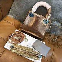 New Fashion Classic Luxury Snake in pelle da donna Designer Designer Donne Donne Cross Bags