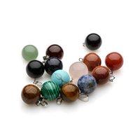 Corazón Hexagonal Prism Turquoise Opal Natural Cuarzo Cultivo Curación Chakra Piedra Colgante Collar Joyería para mujeres Accesorios de regalo 84 T2