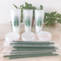 The mermaid 24OZ Starbucks Color Change Tumblers Plastic Coffee Plastic Transparent Cup Glitter Cups Drinking Juice Coffee Mug straws and lid 50pcs DHL Mug