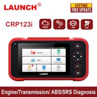 Code Readers Scan Tools X431 CRP123I OBD2 EOBD الماسح الضوئي الرموز قارئ السيارات أداة تشخيص السيارات متعددة اللغات OBD 2 PK CRP123E