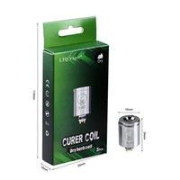 Новый Vaug Curer LTQ Coil Heat Concept Concone Concone Concone Concone Concone Conctrate 0,4OM 0.65OMM голова испарителя
