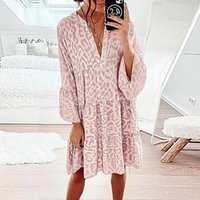 Casual Dresses Traf Summer Cottagecore Dress Women Clothing 2021 Ladies Floral Light Boho With Flowers Female Sukienka Toppies OM9555