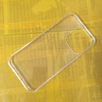 1.0mm Kristallrohling Klare Telefon Hüllen für iPhone 13 Pro max 12 Mini 11 x XR xs 8 7 iphone13 Samsung S21 plus ultradünne transparente Abdeckung Weiche TPU-Hülle ultradünne hintere Haut