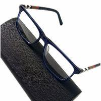 الجودة موجزة مستطيلة للجنسين الإطار البصري عادي مكافحة blueray بلانو نظارات نظارات 54-17-140 بليد بليد fullrim لوصفة تصميم القضية