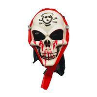 Silicone Gas Mask Creative Acrylic Bongs Water Pipes Tobacco Dry Herb Hookah Tube Shisha Smoking Accessory Skull Bong Dab Rig Halloween Party