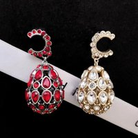 diamants legers medusa earring Luxury studs anti allergy silver needle women earrings jewelry customization designer sale retro 18K brass gilded high quality
