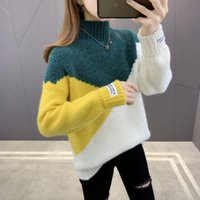 Women's Sweaters Turtleneck Women Sweater Winter Warm Female Jumper Thick High Quality Top Pullover
