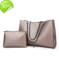 designer wallet Hbp Composite Bag Messenger Hand Purse New Designer High Quality Fashion Two in One Ribbed Check Chain Casual