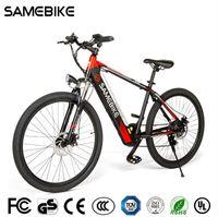 EU STOCK] Samebike SH26 Electric Bicycle 26 Inch E-Bike City Bike Electrical Bikes Battery 36V 8AH 350W Brushless Motor item