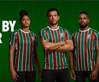 2021 2022 Fluminense Jersey Jersey Adulto Brasileiro Homens Mulheres Kit Kit M.Paulo Ph Ganso Football Nene Nino Miguel Calegari Camisa 20/21 22 Camisas Memorative Edition