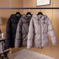 Down Jacket Womens Luxury Designer Roupas Mulher com Hood 550 Preencher Marcas de Alta Qualidade Estrela Estilo Internacional Famosa Marca Temperamento Inverno 3xl