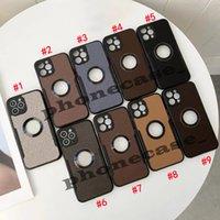 Мода дизайнер текстильные кожаные чехол для телефона для iPhone Case 12 11 Pro Max XR XS XSMAX 7/8 плюс кошелек сумка карманная карта с коробкой