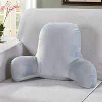 37 sofá almofada de volta travesseiro cama pelúcia grande encosto lendo descanso descanso lombar cadeira almofada com braços decoração home 346 R2