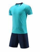 ER 캐주얼웨어 주문 노트 색상 및 스타일 고객 남성 축구 유니폼 키트 20/21 축구 셔츠