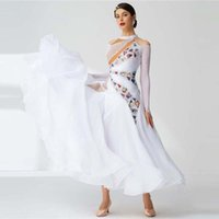 Stage Wear B-2083 International Standard Ballroom Dance Dress High Quality Competition Smooth Dresses For Sale