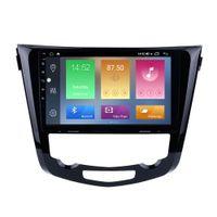 Radio DVD de voiture Android 10 pour Nissan Qashqai X-Trail 2014 Unité de tête avec miroir TV Mirror Link Système de navigation GPS USB 10,1 pouce