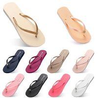 moda chinelos sapatos de praia flip flops y17 womens verde amarelo laranja marinho bule branco rosa marrom verão sneaker 35-38
