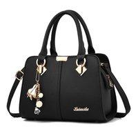 New Designer Women Leather Handbags 2021 Luxury Ladies Hand Bags Purse Fashion Crossbody Bags Tote Messenger Shoulder Bag