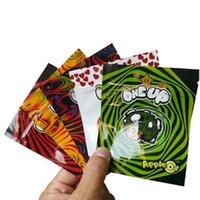 One up bolsa OneUP Bolsa de Embalagem Mylar Edibles Sacos Dos Desenhos Animados Embalagem Crianças Pacote Prova Com Ziplock Smell Smell Packet