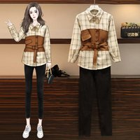 Two Piece Set Women' s Pants