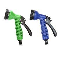 Water Gun High Pressure Power Washer Nozzl Adjustable Garden Spray Irrigation Watering Car Wash Equipments