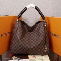 VITTON 100% High Quality Handbag And Wallet For Women Classic Old Flower Shopping Bag Evening Bag Crossbody Packa