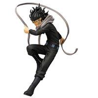 18cm professores eraser cabeça estatueta anime meu herói academia figura versão de combate azawa shouta figuras de ação pvc modelo brinquedo
