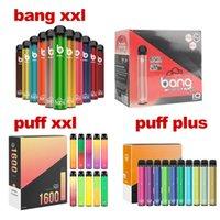BANG XXL XXTRA 2 IN 1 BANG SWITCH Pro Max 2000 Puffs Puff XXL 1000mAh 7ml 7ml Jeubles Vape Pen e Cigarette Bar Bar Puff Plus Stock in Etats-Unis !!! Cartouches de capacité vaporisateur