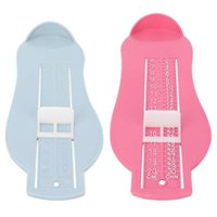 Nail Gel Polish Manicure Foot Measuring Device Kids Baby Shoe Feet Ruler Tool For Buying Shoes Art