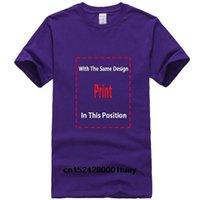 남성용 티셔츠 맞춤 인쇄 T 셔츠 AMD Radeon Ryzen Tshirt