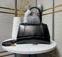 2021 Mode Sac à bandoulière Femmes Sac à bandoulière pour femme Sac à sacs à sacs à main de luxe Dame de luxe Tote Houglass Top Quality Designer Dames Croco