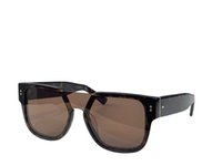 Sunglasses For Men and Women Summer 4356 style Anti-Ultraviolet Retro Rectangle shape Plate Full Frame fashion Eyeglasses Random Box