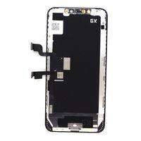 Affichage LCD pour iPhone XS Max GX Ecran OLED Touch Panneaux Touches de numérisation Remplacement de l'assemblage de l'assemblage