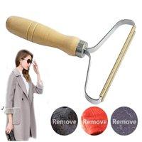 Portable Wood Lint Remover Vestiti Maglione di lana Strumento pulito Strumento di cottura Pulizia Fuzz Shaver Maglioni multi-tessuto Pettine con acciaio RRD8186
