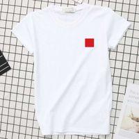 قمصان الصيف مصمم الأزياء ر للرجال قمم إلكتروني الفاخرة التطريز t المرأة الملابس بأكمام قصيرة تيز