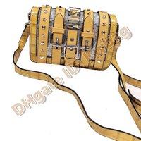 2021 Vintage Designers Bags Multi Pochette Shoulder Leather High Quality Luxurys Body Lady Bag Fashion Handbag Sweet Inclined Flap Wome Kuwn